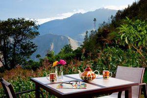 ecuador cotopaxi nationalapark vulkan