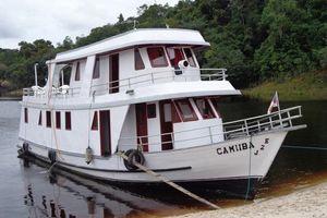 brasilien amazonas barco camiiba aussen 2