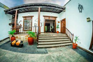 Peru Trujillo Plaza iStock 814018754