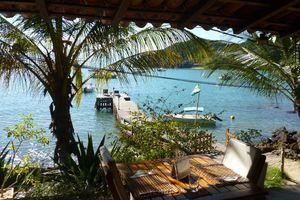Brasilien Ilha Grande Pier