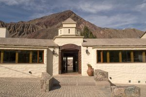 Chile Jama Pass