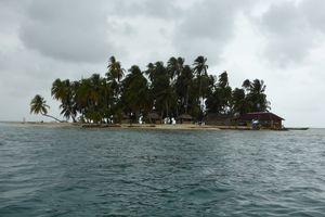 Panama San Blas Strand 6