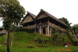 Ecuador Amazonas Kanu