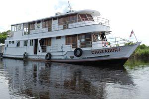 Brasilien Amazonas Cruzador Schiff
