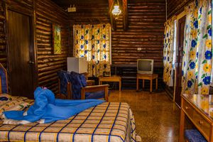 Hotel Pinares de Mayari aussenansicht