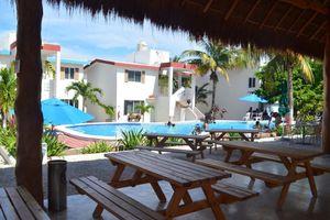 Mexiko-Puerto-Morelos-Strand