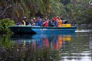 Costa Rica Tortuguero Boote