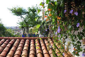 Kolumbien Barichara Stadt