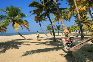 Indien Kochi Tuk Tuk Fahrspass rasant Urlaub Aktivitaet