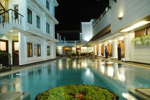 Indien Puducherry Pondicherry Franzoesisches Flair Urlaub