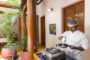 Indien Pondicherry Puducherry Rikscha Reisespezialist