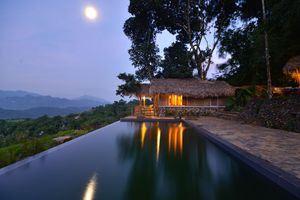 Vietnam Mai Chau Bergwanderung Urlaub