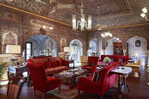 Indien Jaipur Palast der Winde
