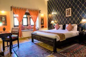 Indien Jaisalmer Festung Skyline Stadt