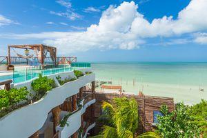 Riviera Maya Strand