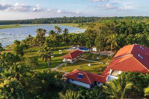 Sri Lanka Mirissa Bucht Urlaub Strand