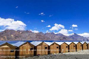 Indien Ladakh Pangong Tso
