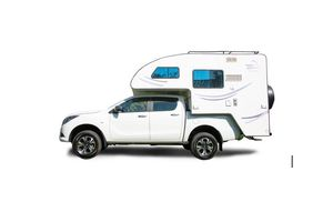 Patagonia Double Cabin Camper