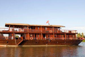 Vietnam Schwimmender Markt Reisebuero Asien