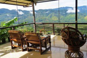 Costa Rica Vulkan Irazu