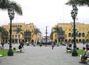 lima square