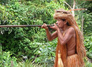 peru iquitos indigena