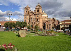 Cusco plaza de armas2