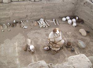Nasca Mumien