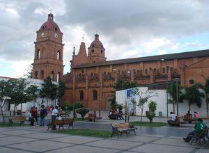 santa cruz catedral