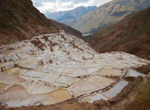 Peru heiliges tal ausflug maras moray