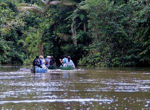 Ecuador Cuyabeno Kanu