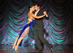 argentinien tango show
