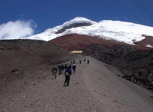 ecuador cotopaxi trek