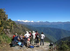 peru inka trail gruppe