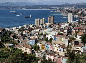chile valparaiso stadt
