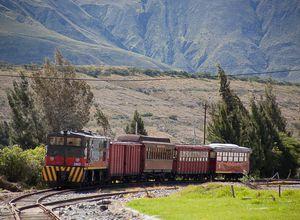 ecuador ibarra tren de libertad