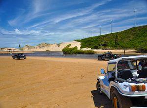 brasilien baia formosa buggy tour
