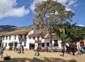 Kolumbien - Villa de Leyva