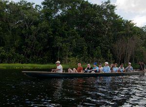 Ecuador amazonas sacha lodge kanu