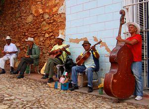 kuba trinidad straenmusiker
