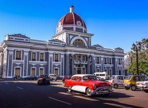 Rathaus von Cienfuegos