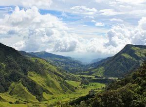 kolumbien valle de cocora panorama3