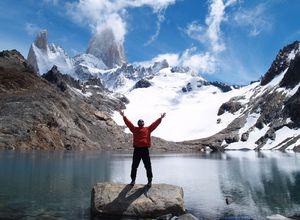 argentinien fitzroy trekking