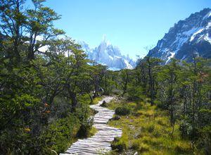 argentinien chalten trekking