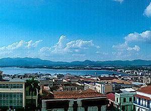 Santiago de Cuba Panorama