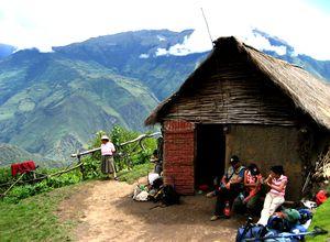 Peru Choqueriquao Trek