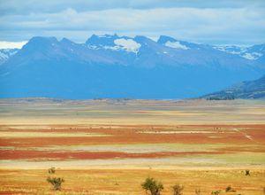 Landschaft El Calafate