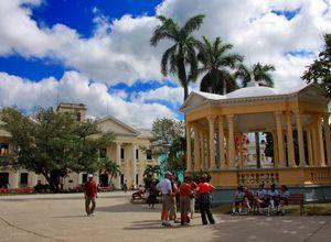 Parque Vidal in Santa Clara, Kuba