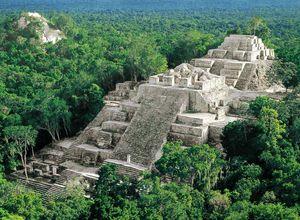 Mexiko-Calakmul