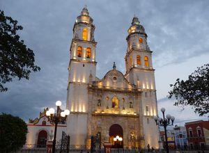 Mexiko Campeche